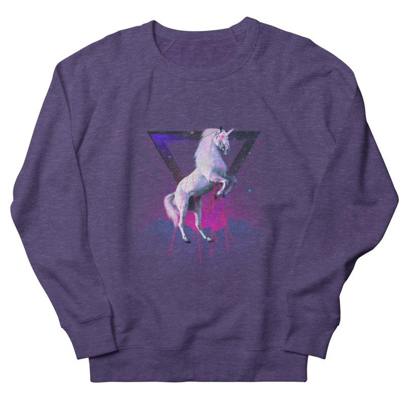 Last laser unicorn Men's Sweatshirt by Astronaut's Artist Shop