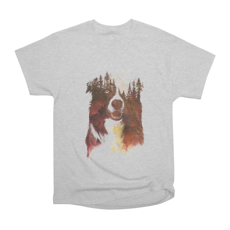 One night in the forest Men's Classic T-Shirt by Astronaut's Artist Shop
