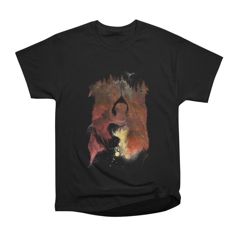 One night in the forest Women's Classic Unisex T-Shirt by Astronaut's Artist Shop