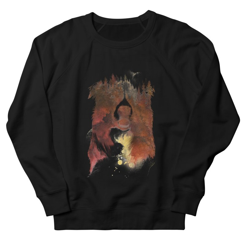 One night in the forest Women's Sweatshirt by Astronaut's Artist Shop
