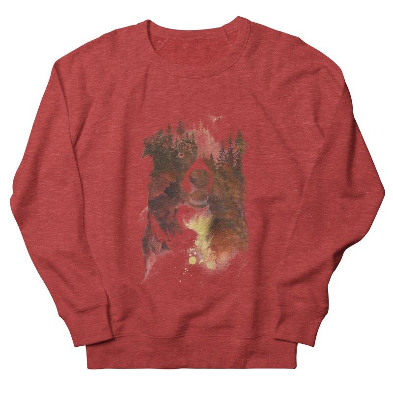 One night in the forest Men's Sweatshirt by Astronaut's Artist Shop