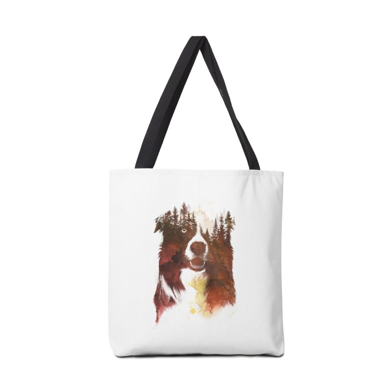 One night in the forest Accessories Bag by Astronaut's Artist Shop