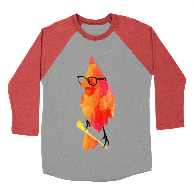 Punk birdy Men's Baseball Triblend T-Shirt by Astronaut's Artist Shop