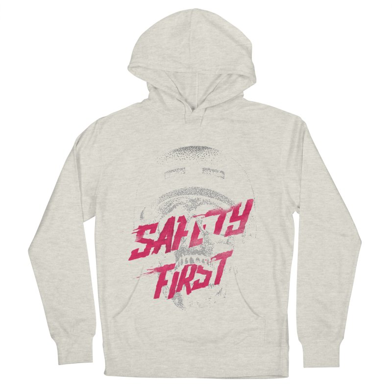 Safety first Women's Pullover Hoody by Astronaut's Artist Shop
