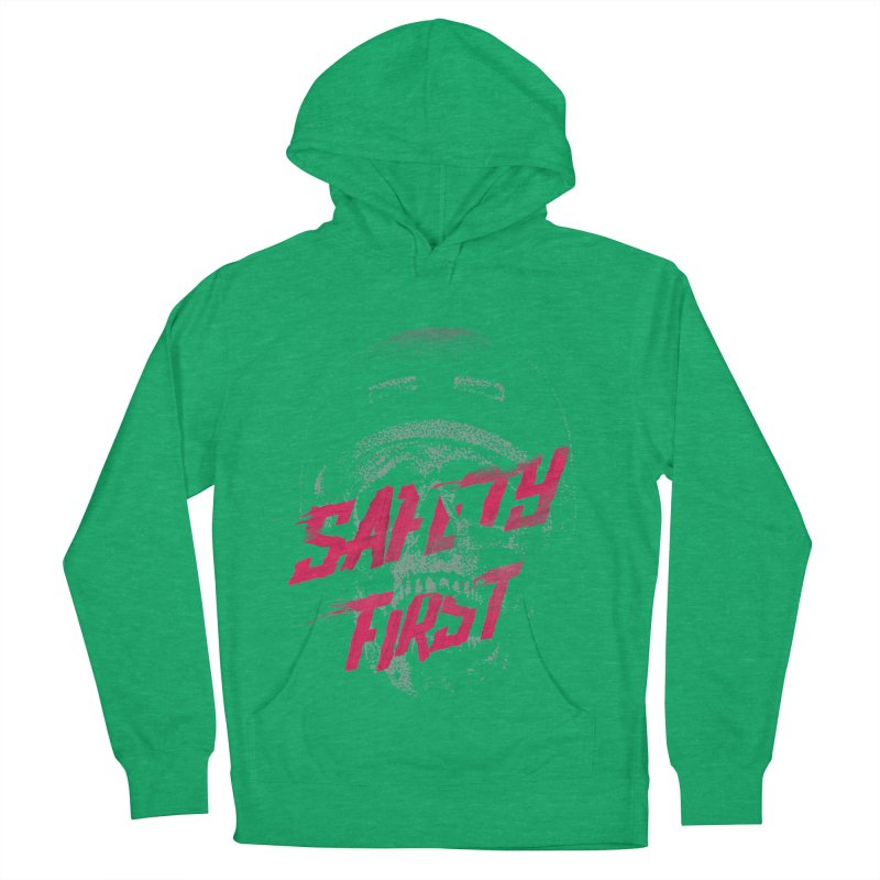 Safety first Men's Pullover Hoody by Astronaut's Artist Shop