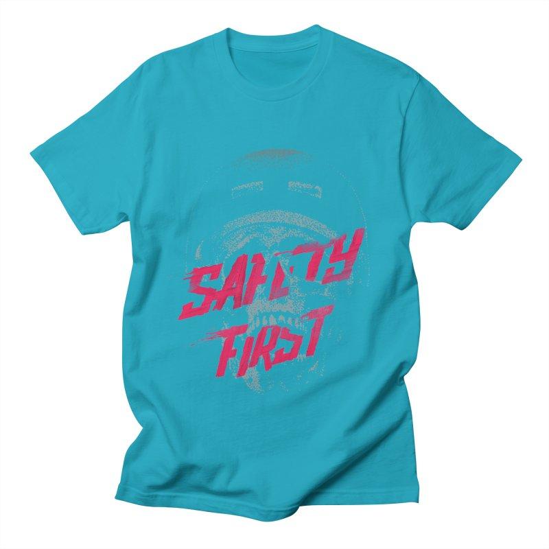 Safety first Women's Unisex T-Shirt by Astronaut's Artist Shop