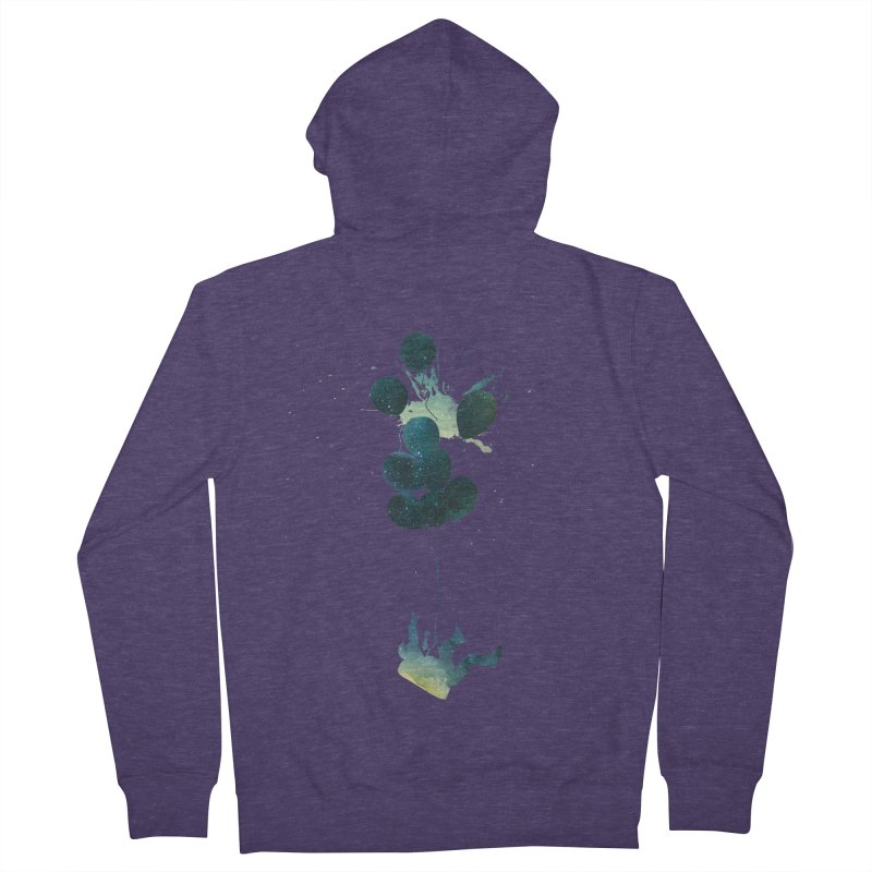 The big bang theory Men's Zip-Up Hoody by Astronaut's Artist Shop