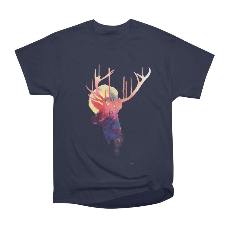 The burning sun Women's Classic Unisex T-Shirt by Astronaut's Artist Shop
