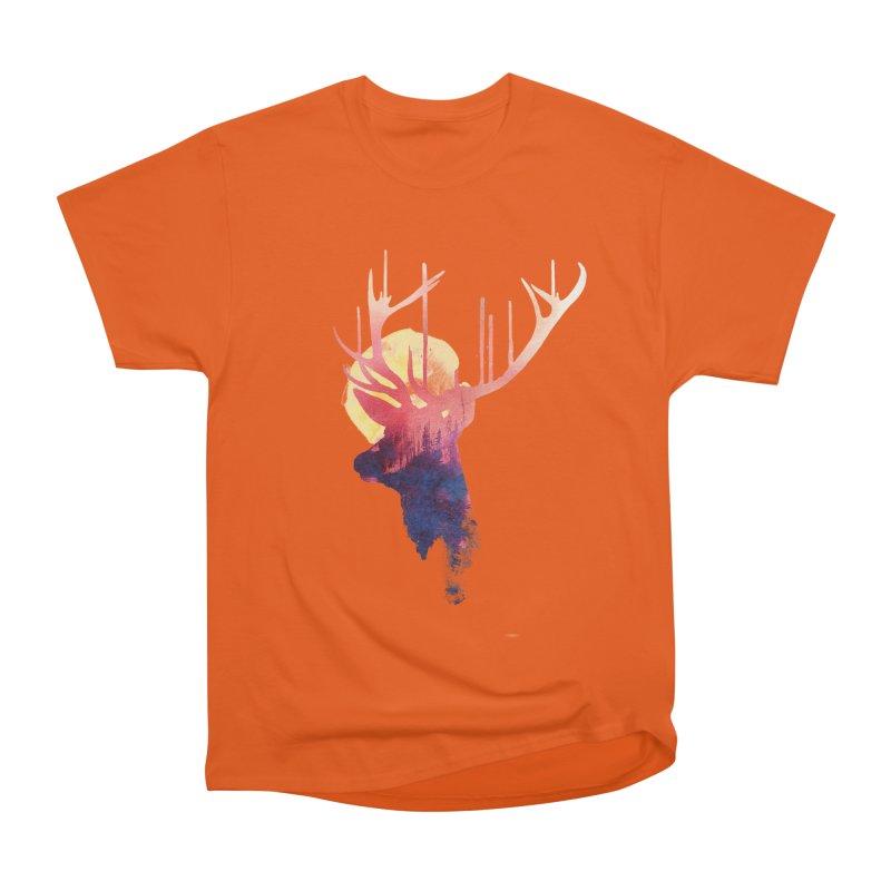 The burning sun Men's Classic T-Shirt by Astronaut's Artist Shop