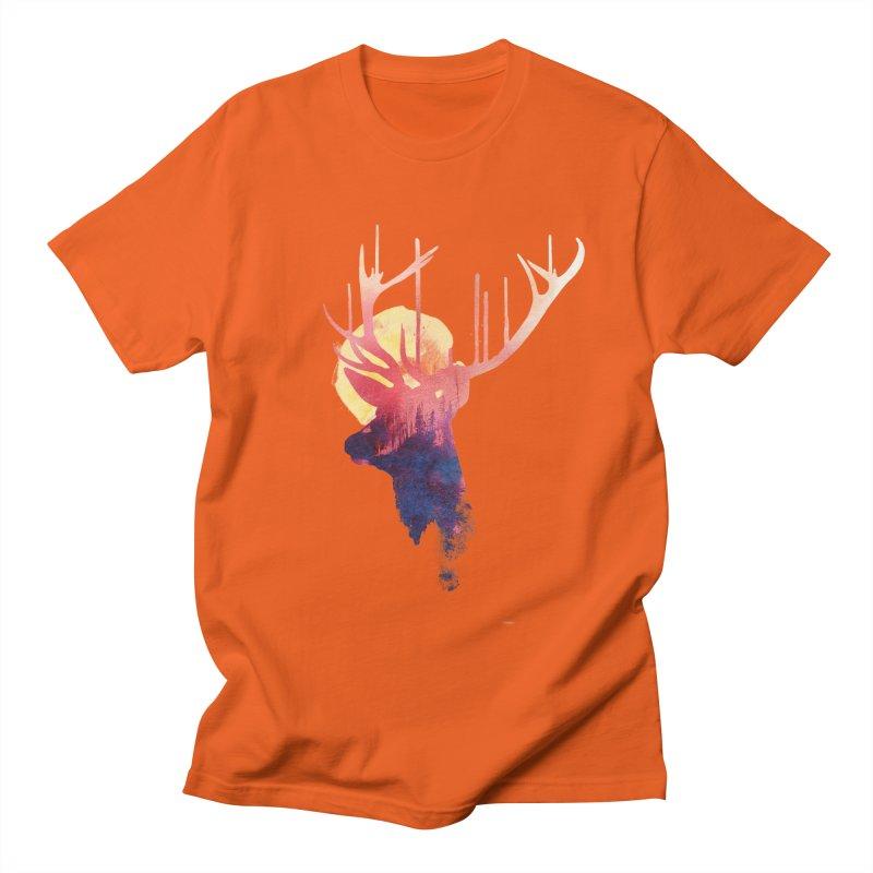 The burning sun Men's T-Shirt by Astronaut's Artist Shop
