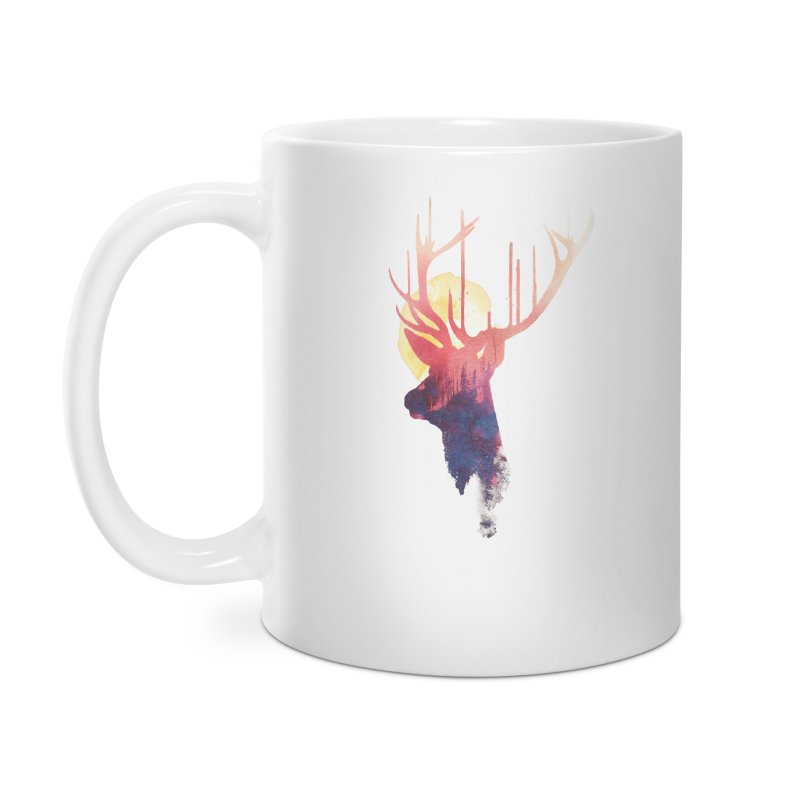 The burning sun Accessories Mug by Astronaut's Artist Shop
