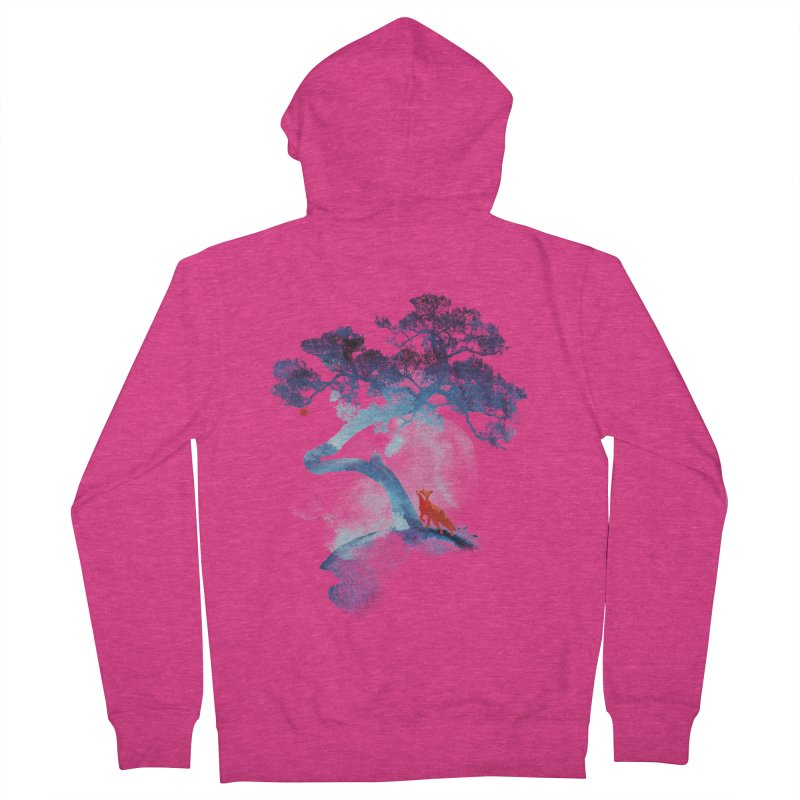 The last apple tree Women's Zip-Up Hoody by Astronaut's Artist Shop
