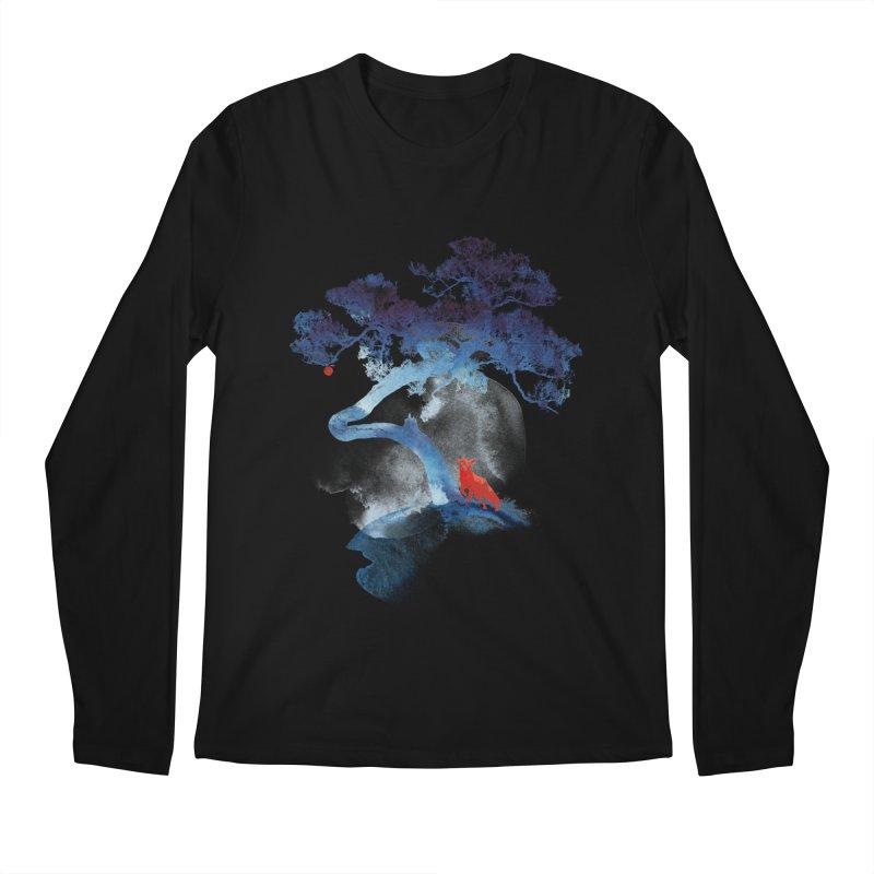 The last apple tree Men's Longsleeve T-Shirt by Astronaut's Artist Shop