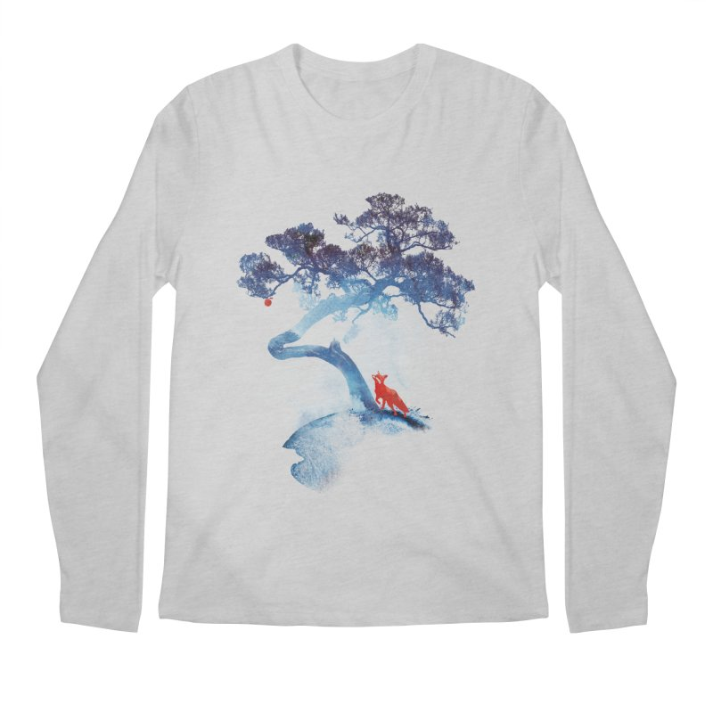 The last apple tree Men's Longsleeve T-Shirt by Astronaut's Artist Shop