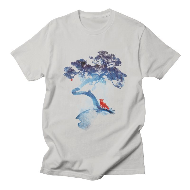 The last apple tree Men's T-shirt by Astronaut's Artist Shop