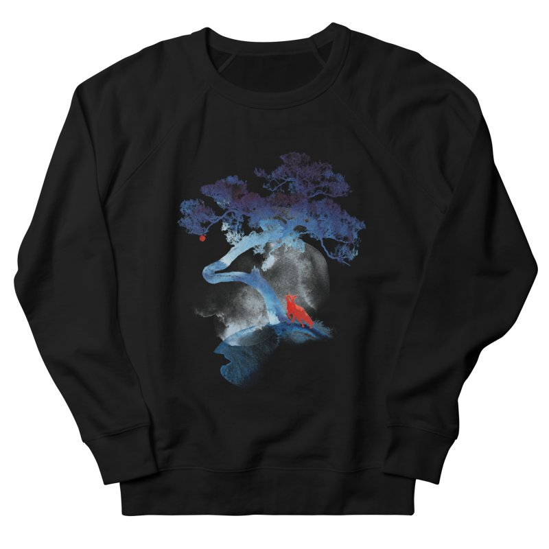 The last apple tree Men's Sweatshirt by Astronaut's Artist Shop