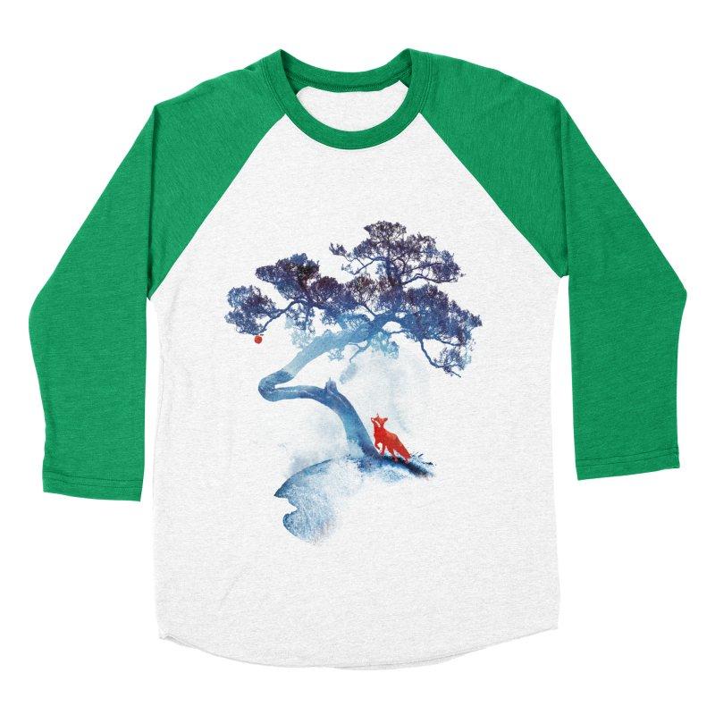 The last apple tree Men's Baseball Triblend T-Shirt by Astronaut's Artist Shop