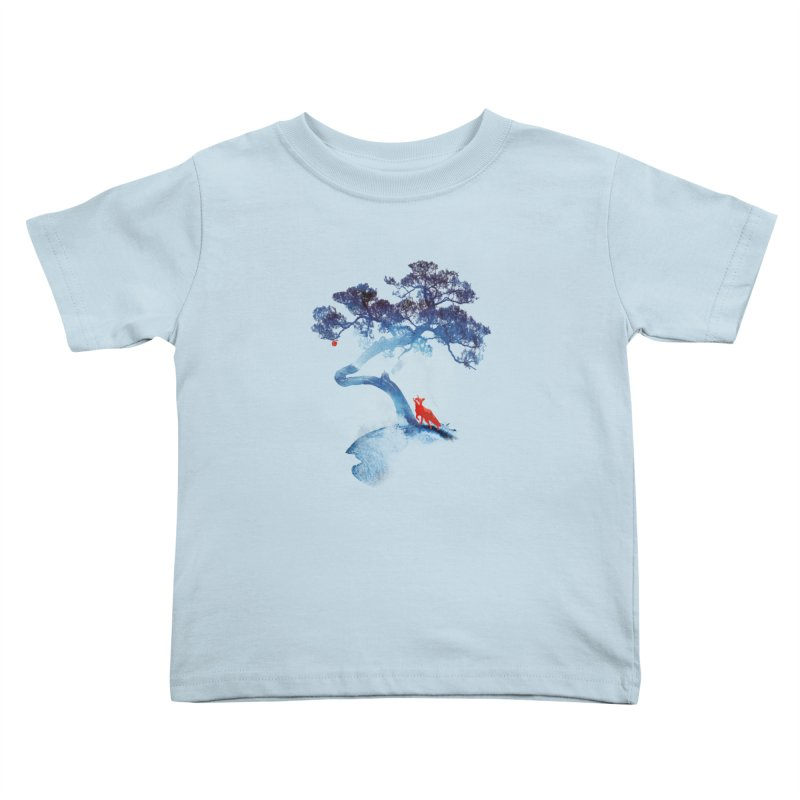 The last apple tree Kids Toddler T-Shirt by Astronaut's Artist Shop