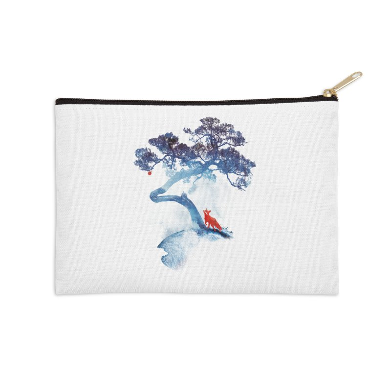 The last apple tree Accessories Zip Pouch by Astronaut's Artist Shop