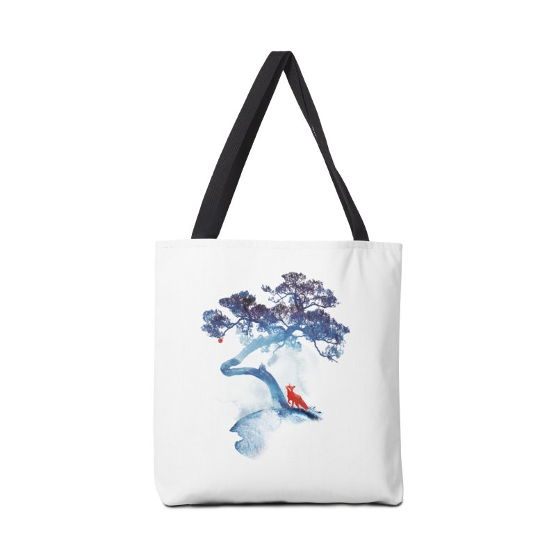 The last apple tree Accessories Bag by Astronaut's Artist Shop