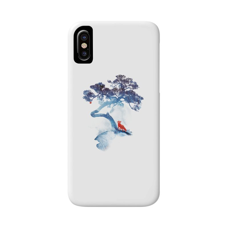The last apple tree Accessories Phone Case by Astronaut's Artist Shop