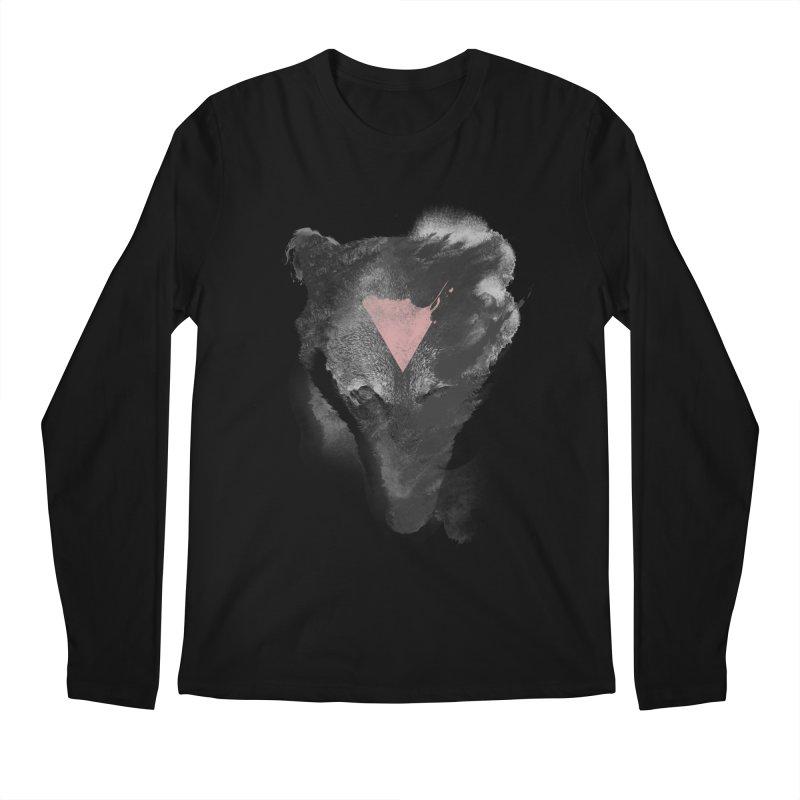 The missing part Men's Longsleeve T-Shirt by Astronaut's Artist Shop