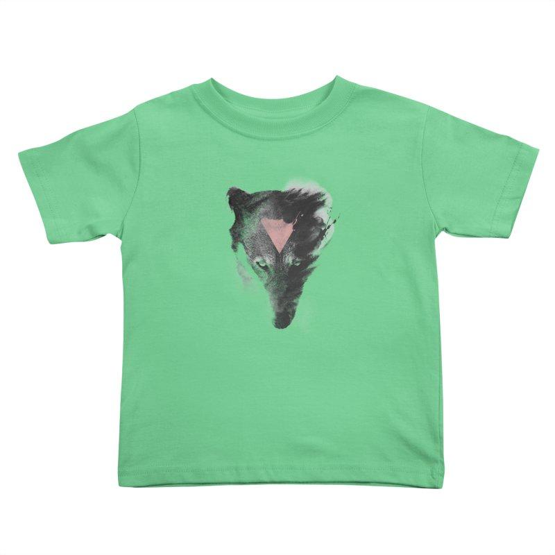 The missing part Kids Toddler T-Shirt by Astronaut's Artist Shop