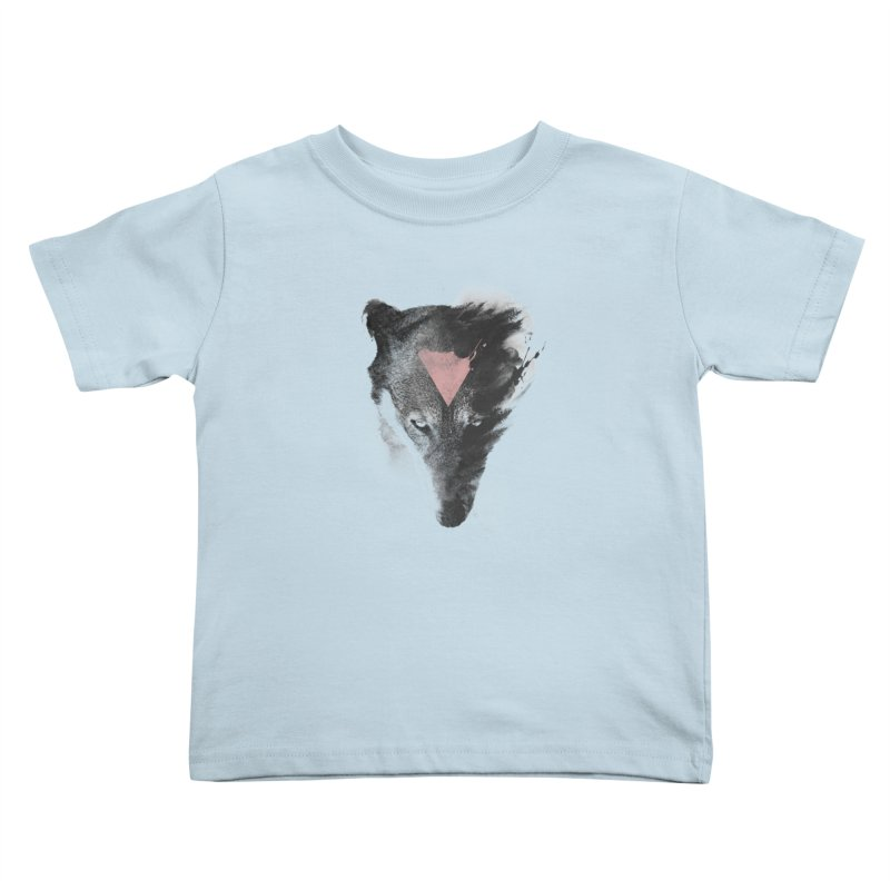The missing part Kids Toddler T-Shirt by Astronaut's Artist Shop