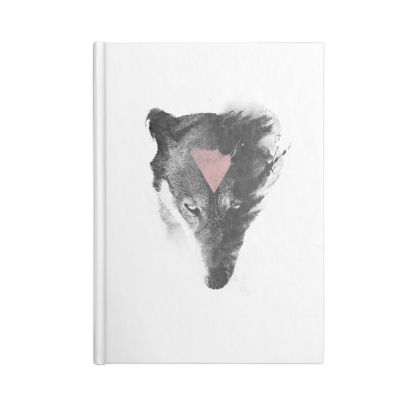 The missing part Accessories Notebook by Astronaut's Artist Shop