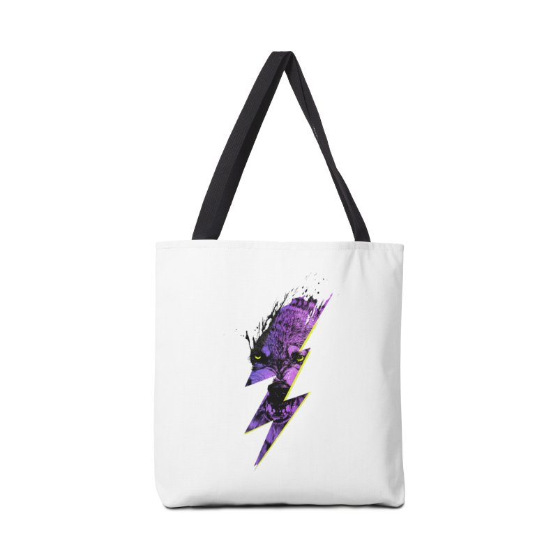 Thunderwolf Accessories Bag by Astronaut's Artist Shop