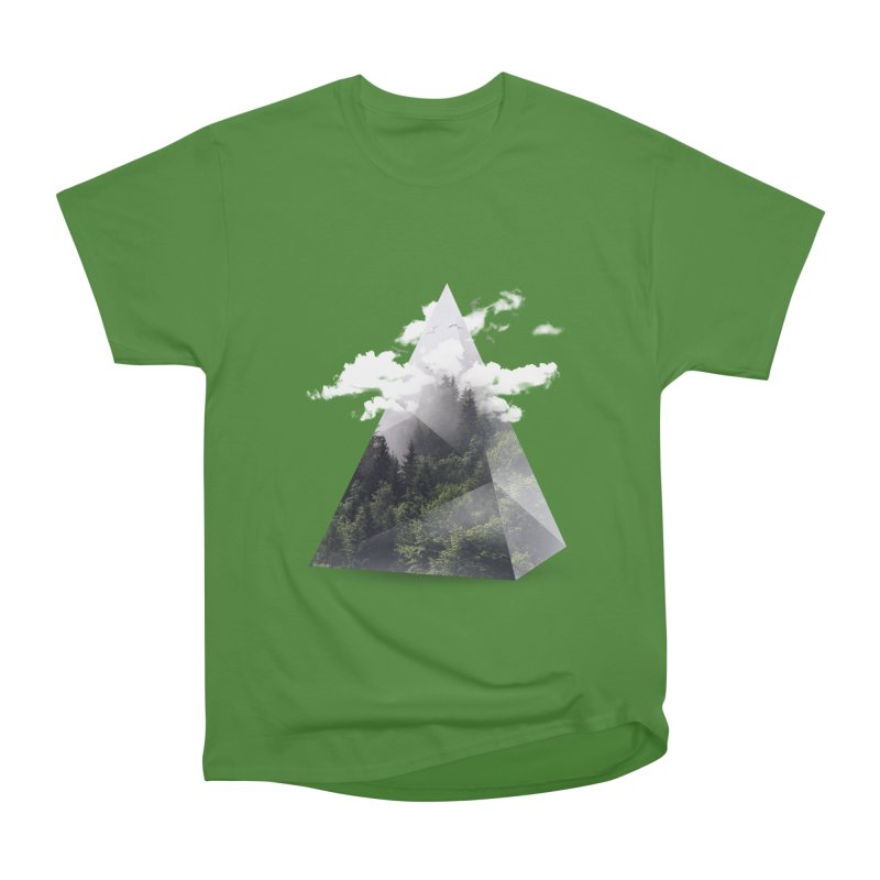 Triangle Men's Classic T-Shirt by Astronaut's Artist Shop