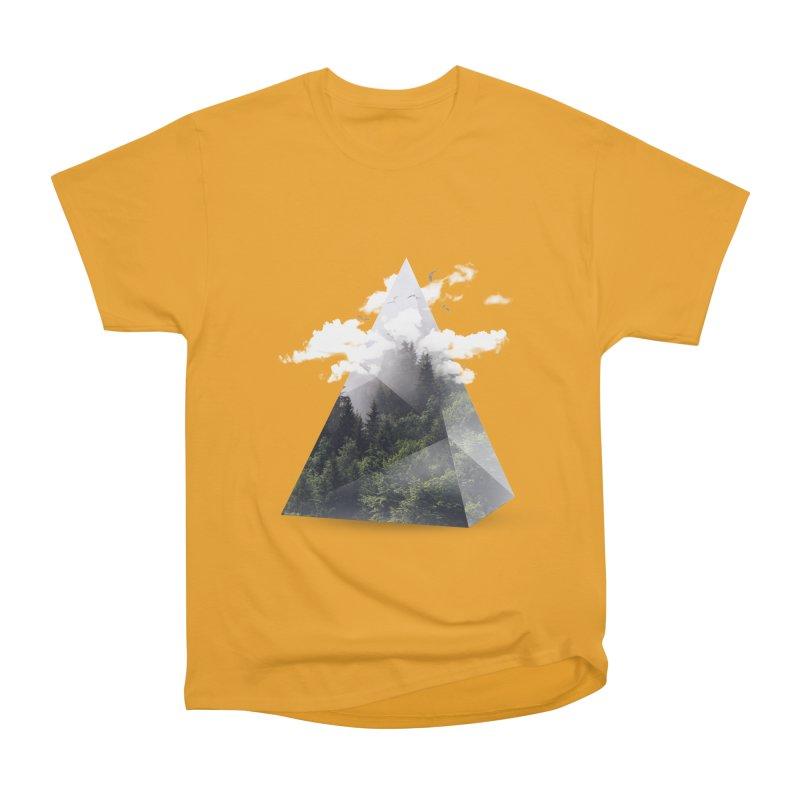 Triangle Women's Classic Unisex T-Shirt by Astronaut's Artist Shop