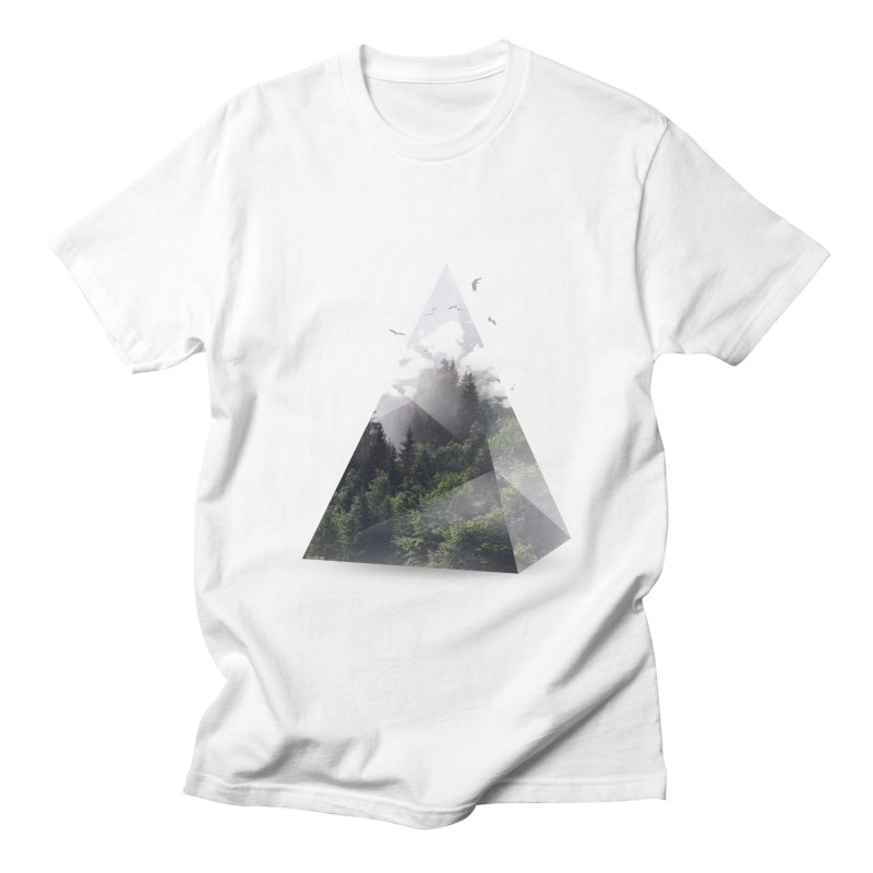 Triangle Women's Unisex T-Shirt by Astronaut's Artist Shop