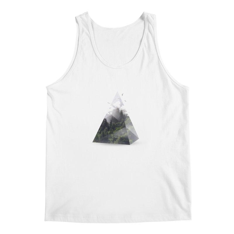 Triangle Men's Tank by Astronaut's Artist Shop