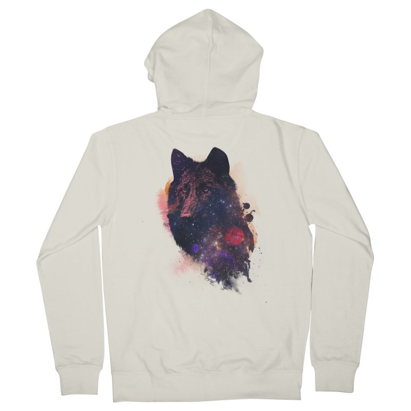 Universal wolf   by Astronaut's Artist Shop