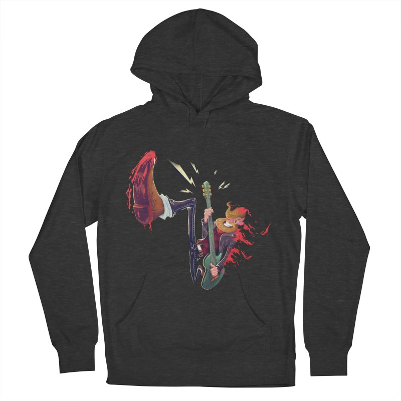 Rock Time! Men's Pullover Hoody by Astronauta Store