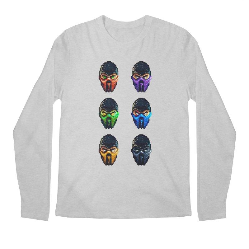 Ninjas Men's Longsleeve T-Shirt by Astronauta Store