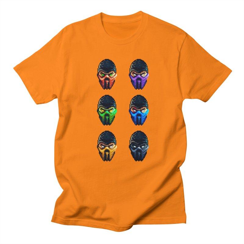 Ninjas Women's Unisex T-Shirt by Astronauta Store