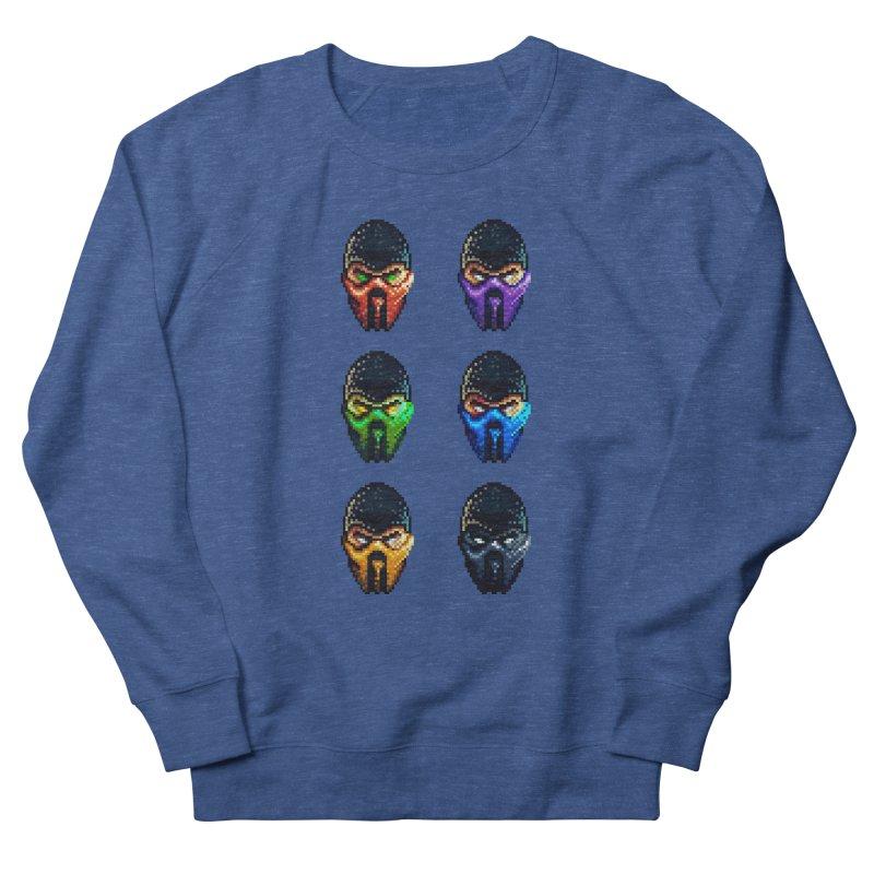 Ninjas Men's Sweatshirt by Astronauta Store