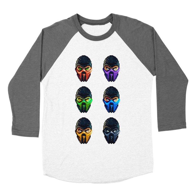 Ninjas Women's Baseball Triblend T-Shirt by Astronauta Store