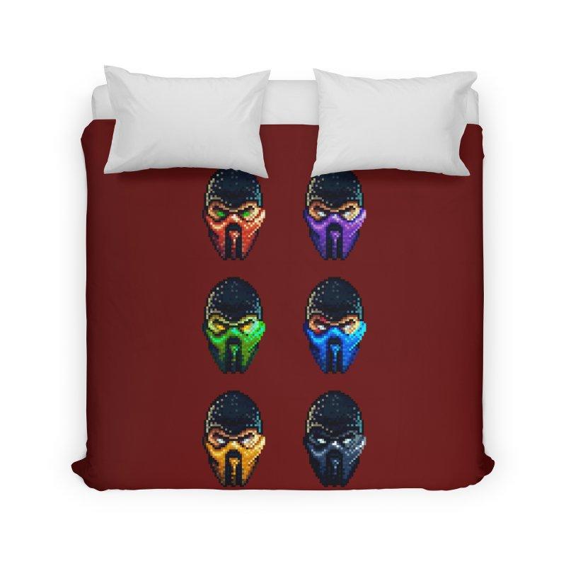 Ninjas Home Duvet by Astronauta Store