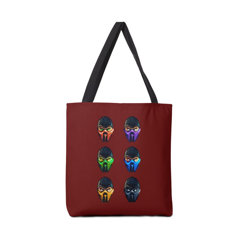 Ninjas Accessories Bag by Astronauta Store