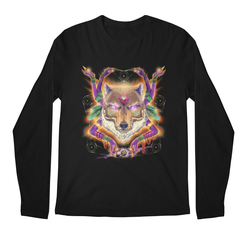 Mystic Spirit Men's Longsleeve T-Shirt by Astronauta Store