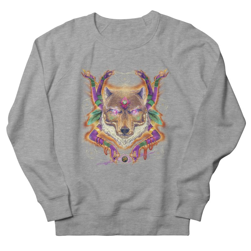 Mystic Spirit Men's Sweatshirt by Astronauta Store
