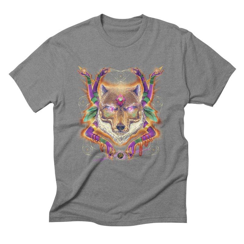 Mystic Spirit Men's Triblend T-Shirt by Astronauta Store