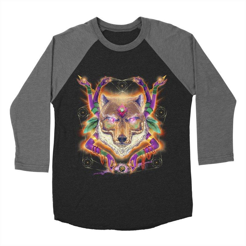 Mystic Spirit Men's Baseball Triblend T-Shirt by Astronauta Store