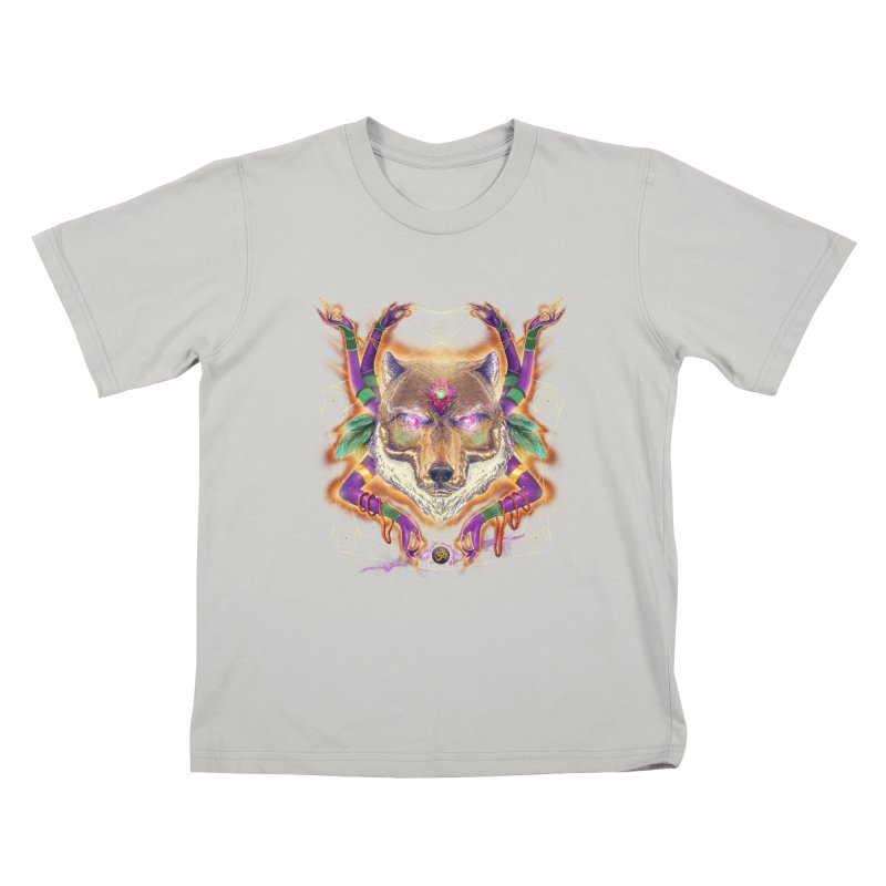 Mystic Spirit Kids T-shirt by Astronauta Store
