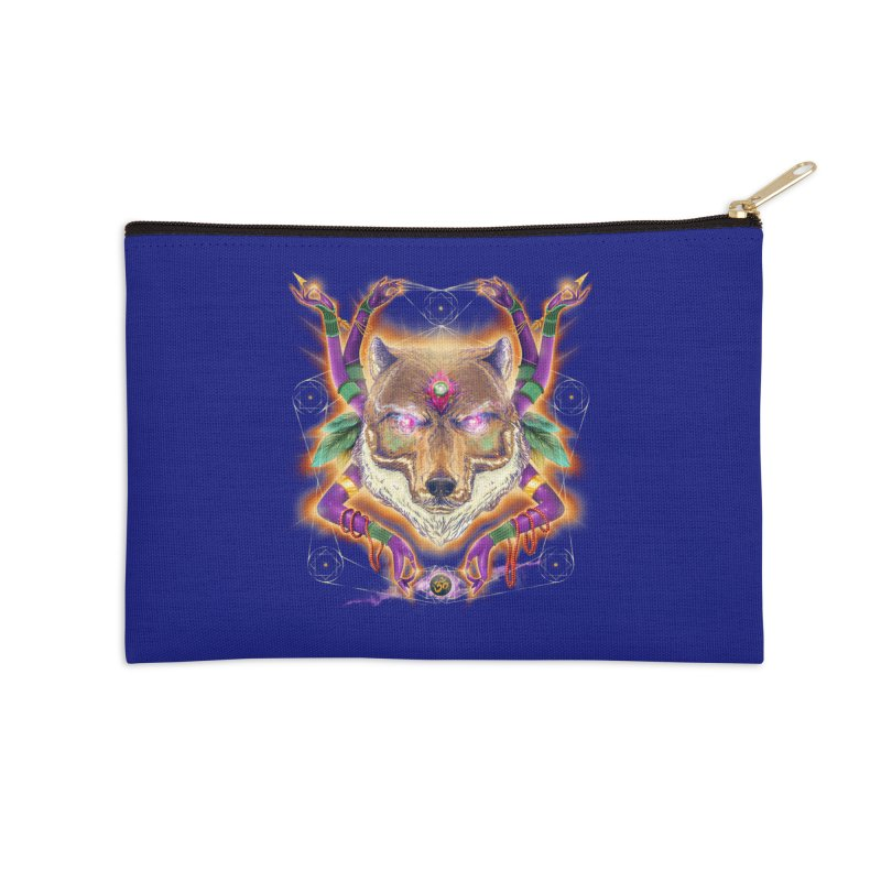Mystic Spirit Accessories Zip Pouch by Astronauta Store