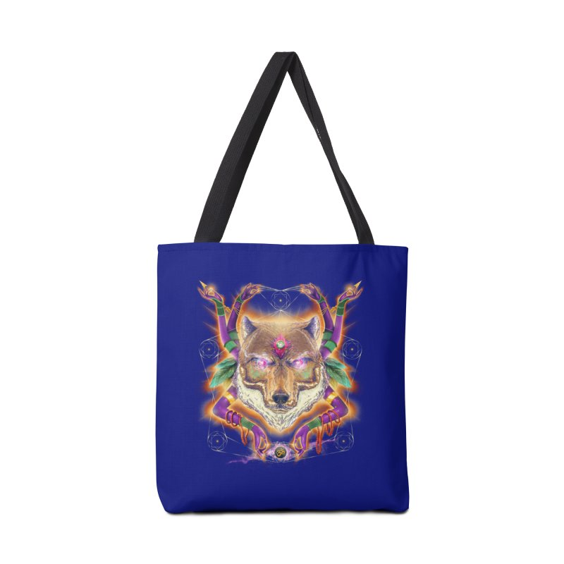 Mystic Spirit Accessories Bag by Astronauta Store