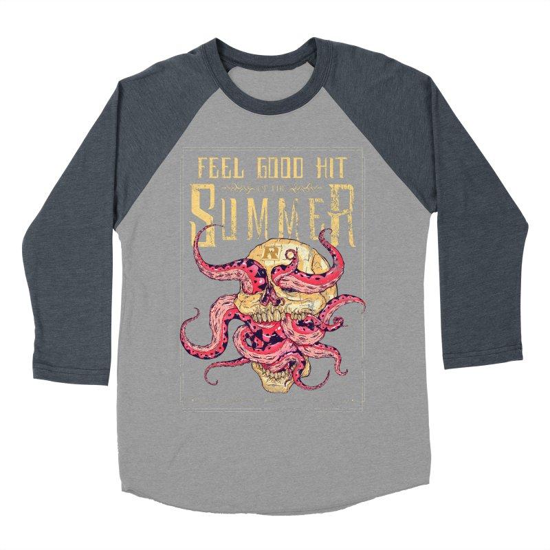Feel Good Hit of the Summer Women's Baseball Triblend T-Shirt by Astronauta Store